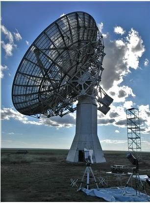 PICT Radio Telescope - Deep Space Exploration Society