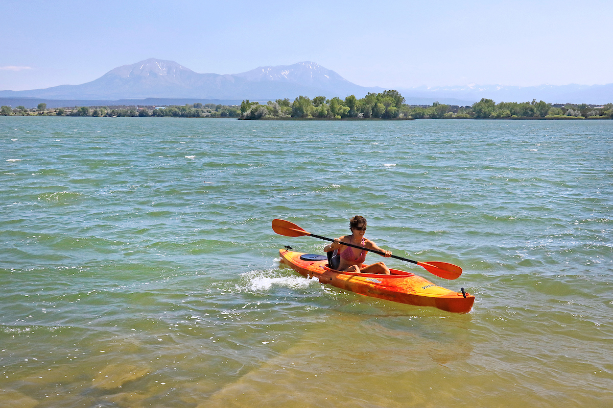 PICT Kayaker at Lathrop State Park - CPW