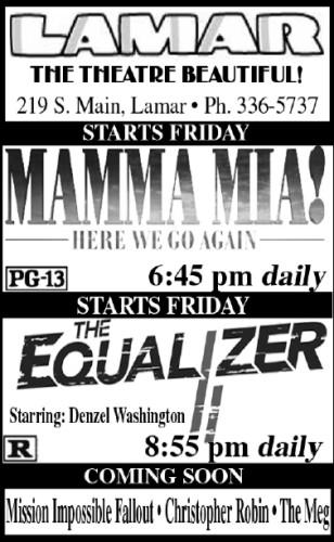 Lamar Theatre - 2018-08-17