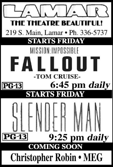 Lamar Theatre - 2018-08-24