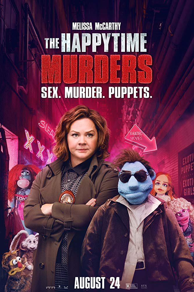 PICT MOVIE Happytime Murders