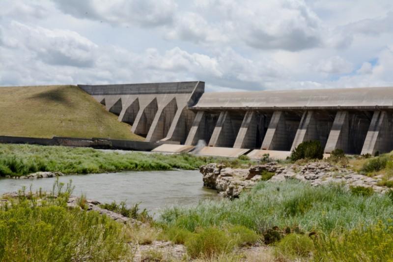 PICT Pueblo Reservoir Dam - CPW