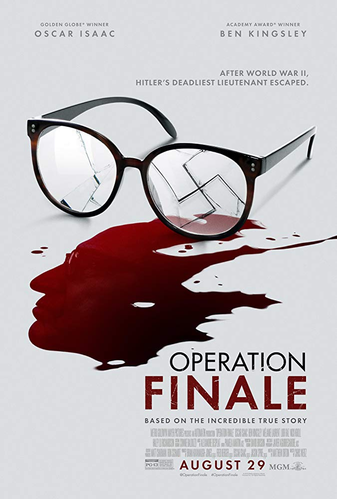 PICT MOVIE Operation Finale