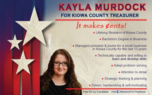 AD Vote for Kayla Murdock