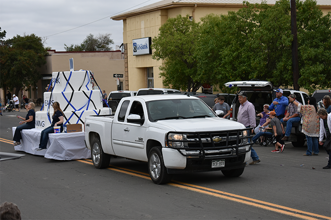 PICT 2018 GNBank Parade Float - Chris Sorensen
