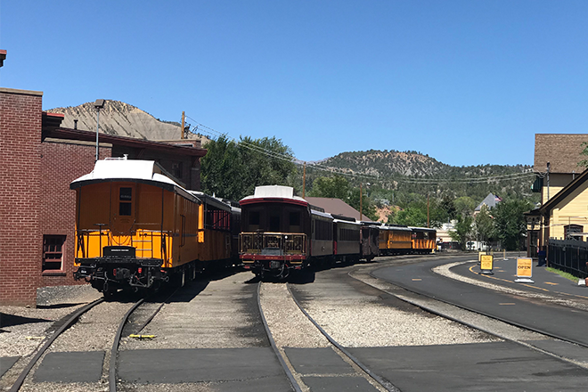 PICT Rail Road Cars on the Durango and Silverton Narrow Gauge Railroad - Chris Sorensen