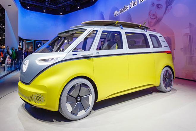 PICT Volkswagen ID Buzz - EarthTalk