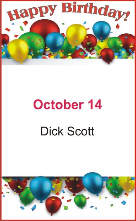 Happy Birthday to Scott