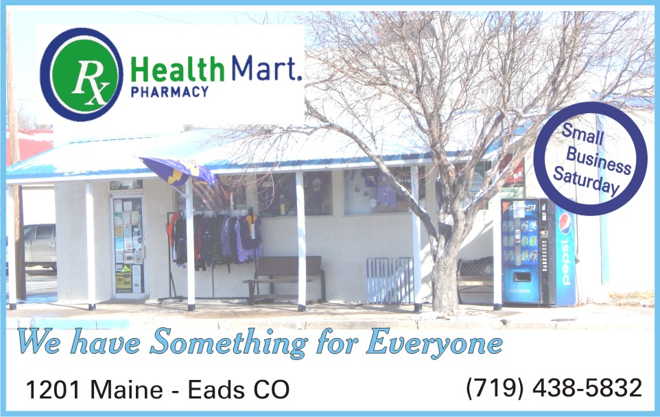 2018 Small Business Saturday - Kiowa Drug - Healthmart