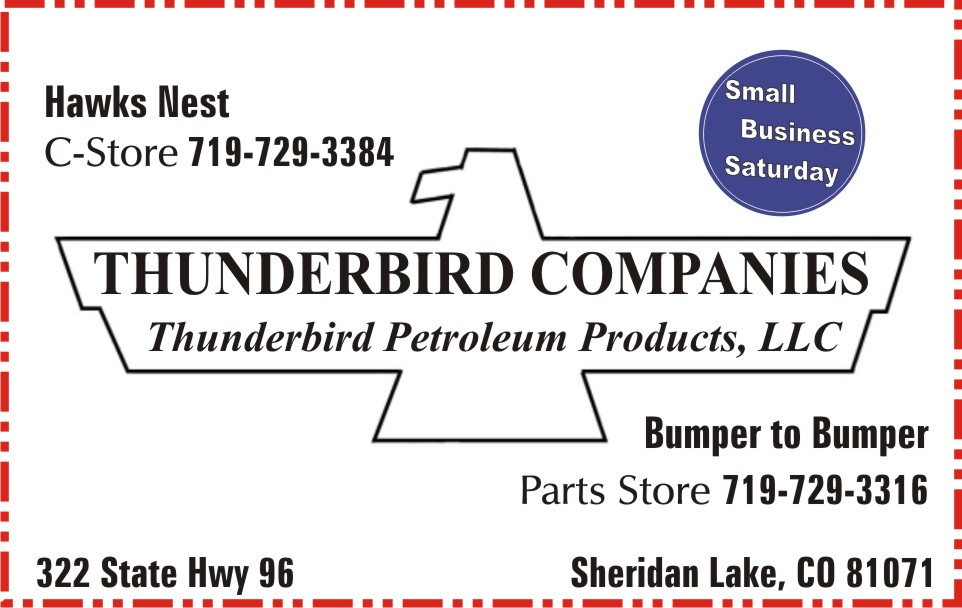 2018 Small Business Saturday - Thunderbird Companies