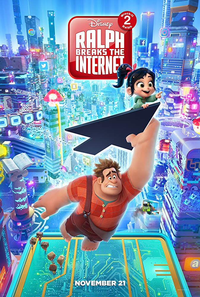 PICT MOVIE Ralph Breaks the Internet
