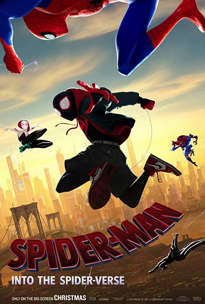 PICT MOVIE Spider-man Into the Spider-Verse