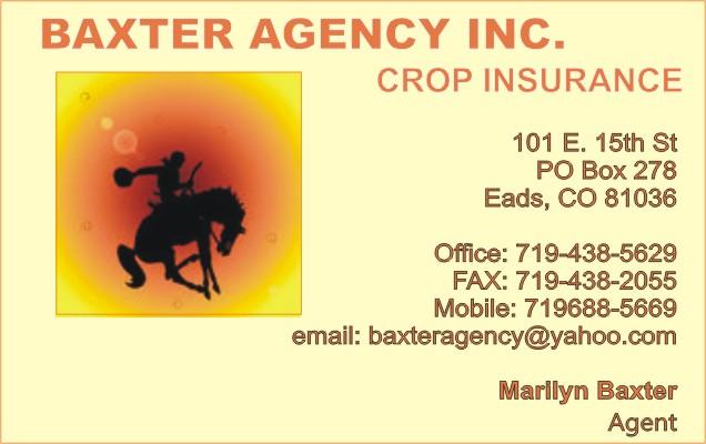 2018 Fair Baxter Agency