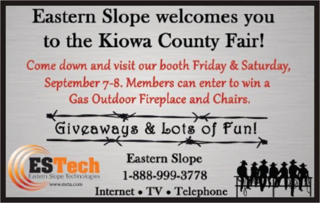 2018 Fair Eastern Slope Rural Telephone