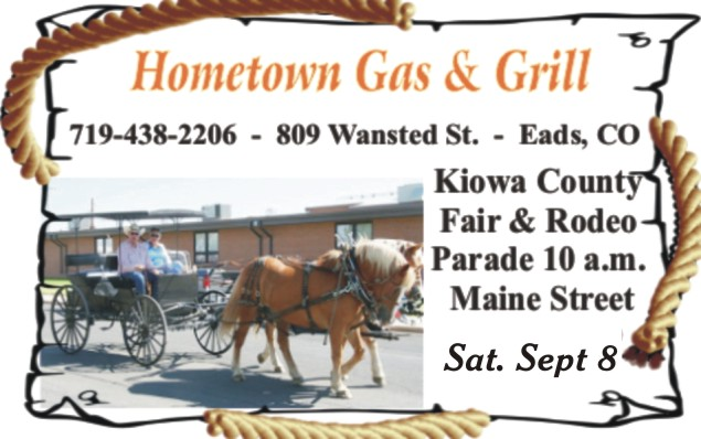 2018 Fair Hometown Gas & Grill