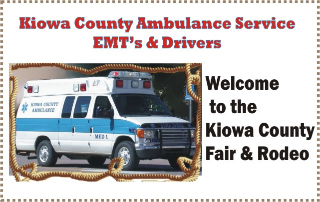 2018 Fair Kiowa County Ambulance Service