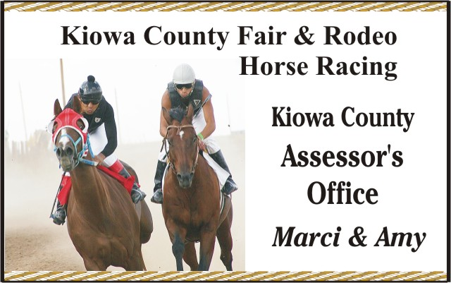2018 Fair Kiowa County Assessor