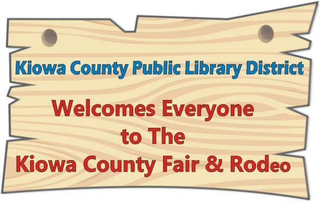 2018 Fair Kiowa County Public Library