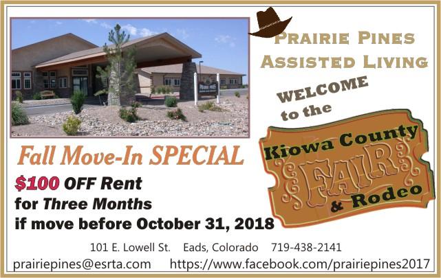 2018 Fair Prairie Pines Assisted Living