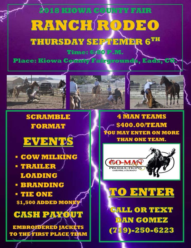 AD 2018 Ranch Rodeo