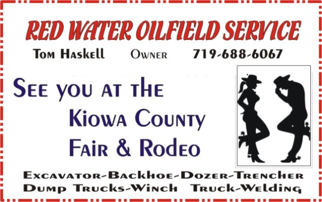 2018 Fair Red Water Oilfield Service