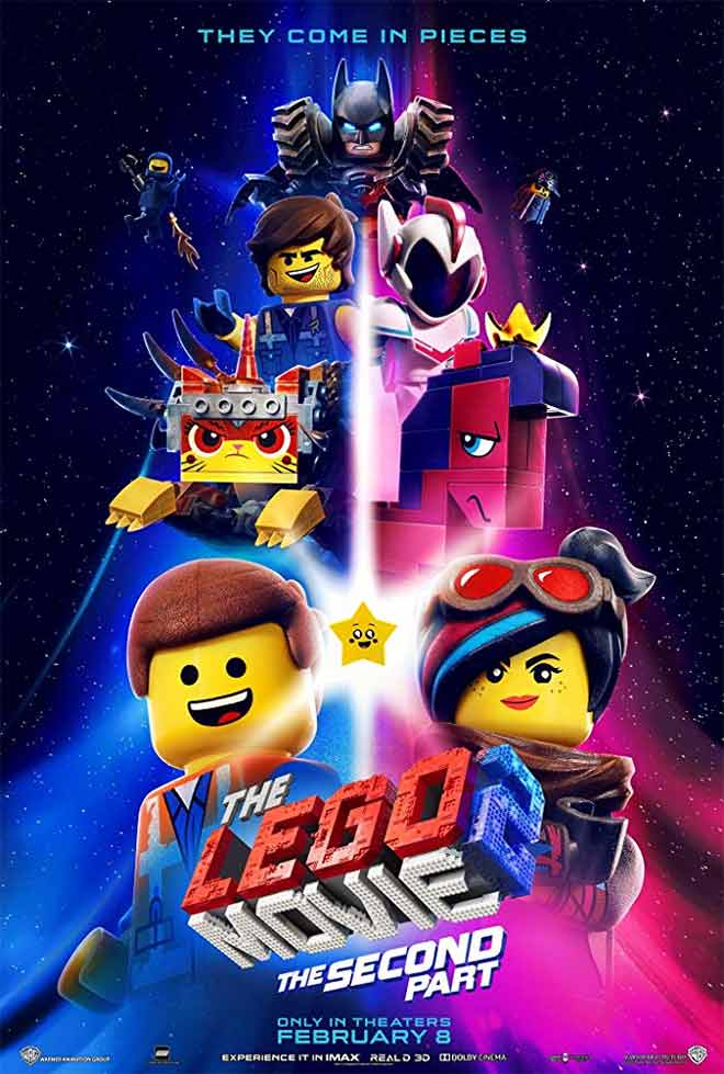 PICT MOVIE Lego Movie 2