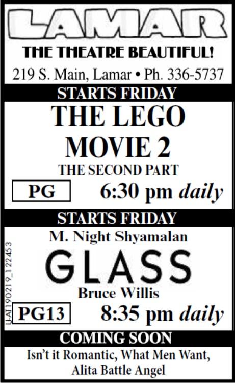Lamar Theatre - 2019-02-22