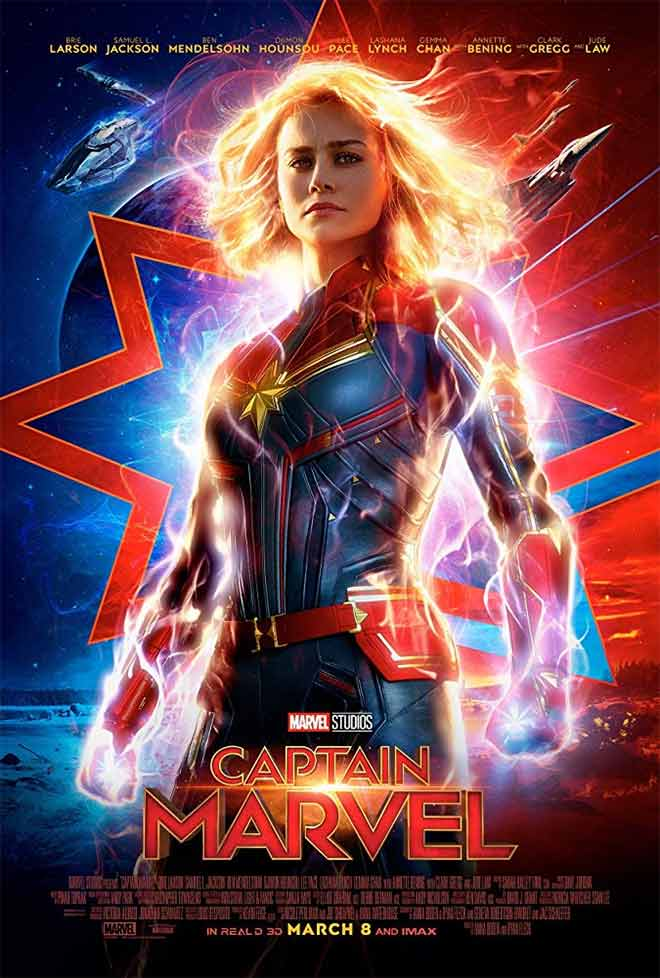 PICT MOVIE Captain Marvel