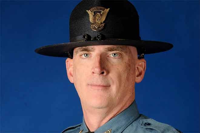 PICT Corporal Dan Groves - CSP
