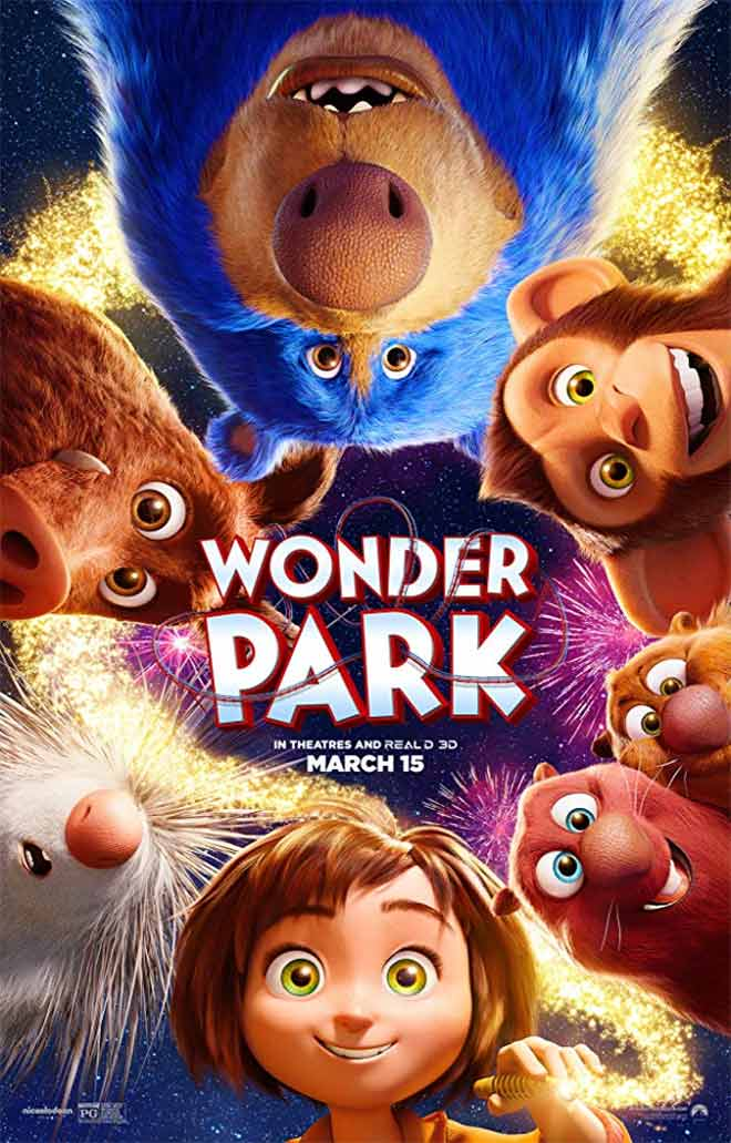 PICT MOVIE Wonder Park