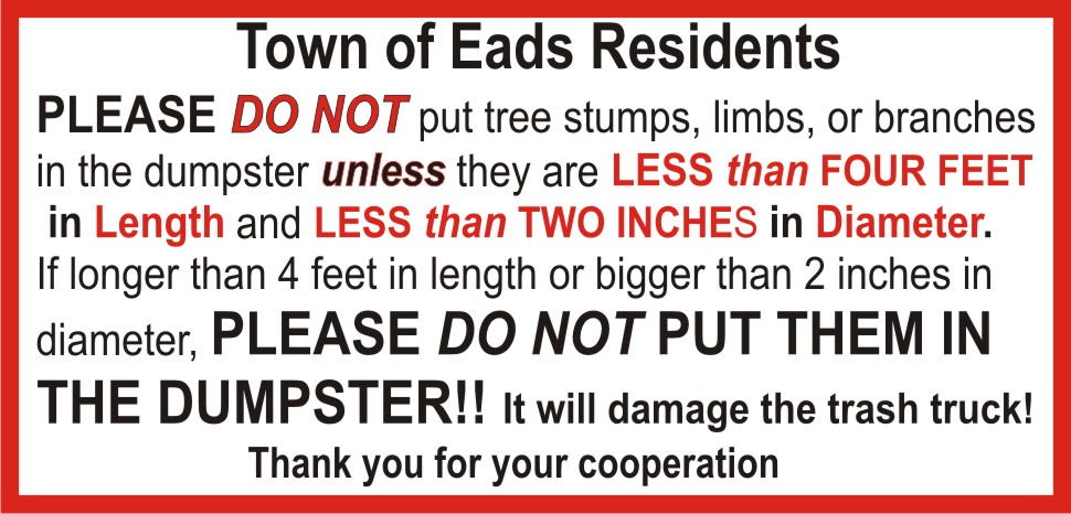 AD 2019-04 Town of Eads