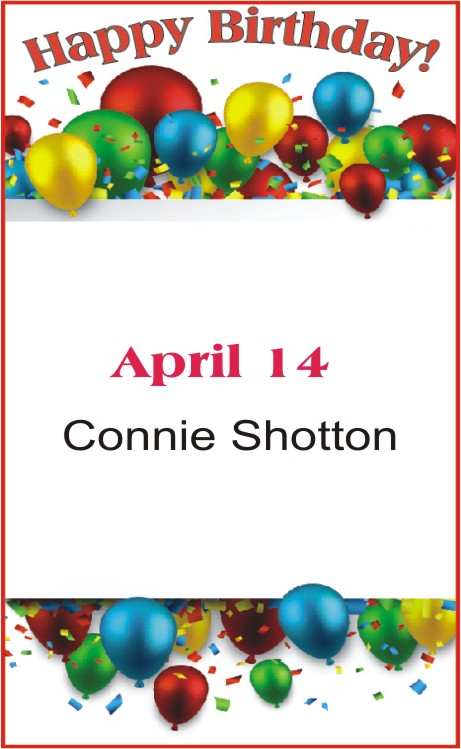 Happy Birthday to Shotton