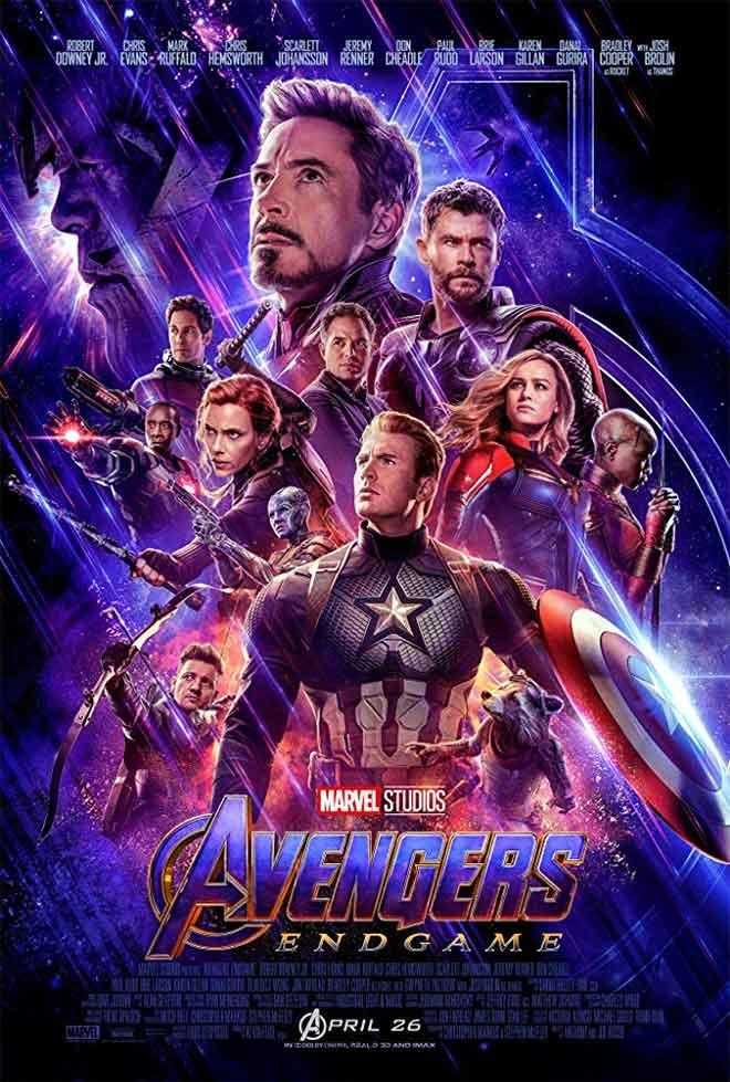 PICT MOVIE Avengers Endgame