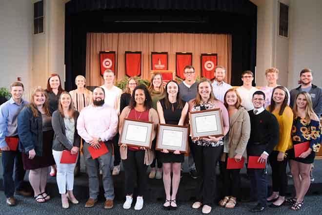 PICT 64J1 Hastings College 2019 Award Recipients Eboni Nash