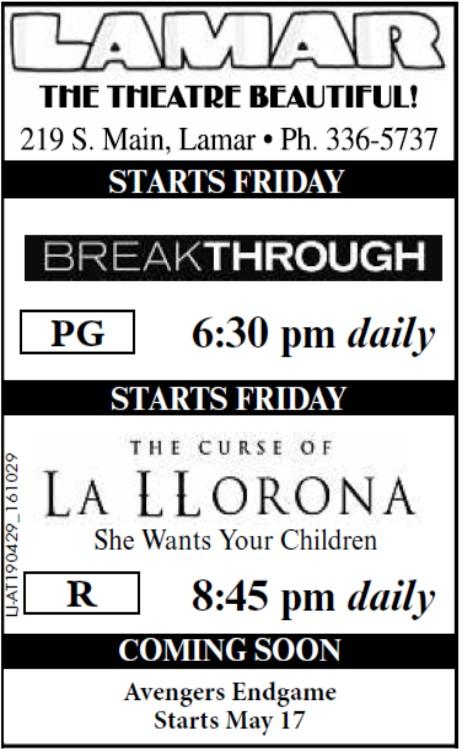 Lamar Theatre - 2019-05-03