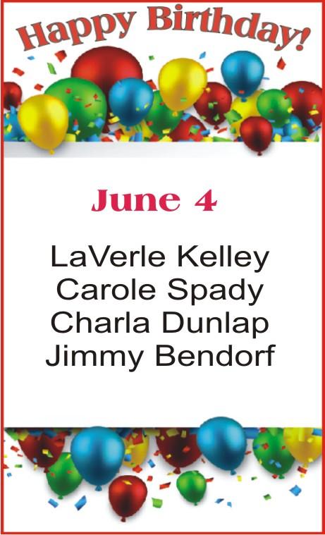 Happy Birthday to Kelley Spady Dunlap Bendorf