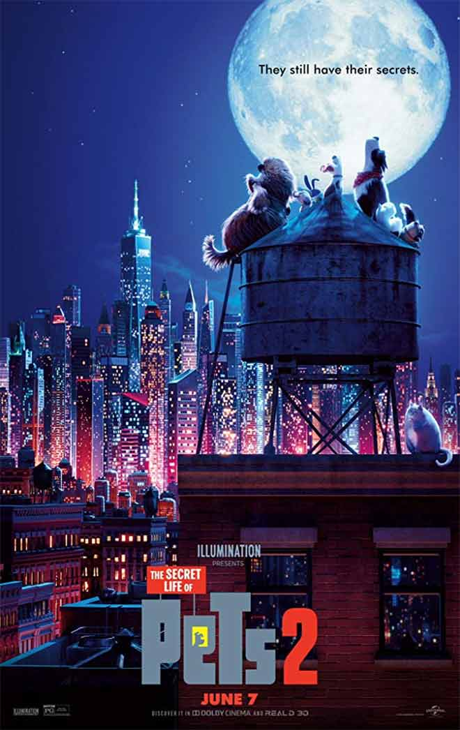 PICT MOVIE The Secret Life of Pets 2