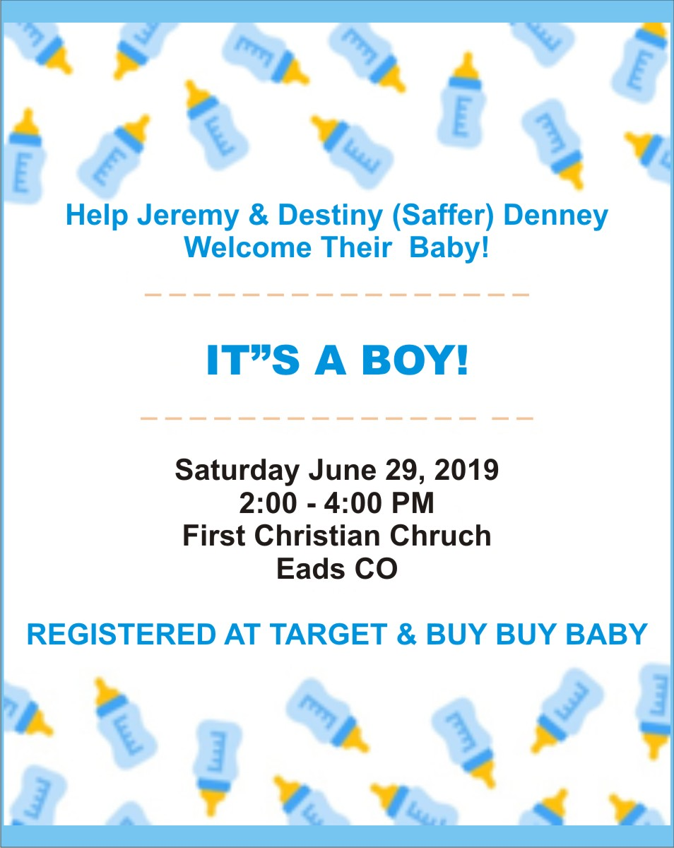 AD 2019-06 Baby Shower
