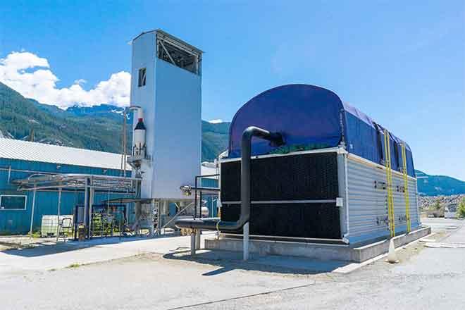 PICT 64J1 Direct Air Capture Carbon processing - EarthTalk