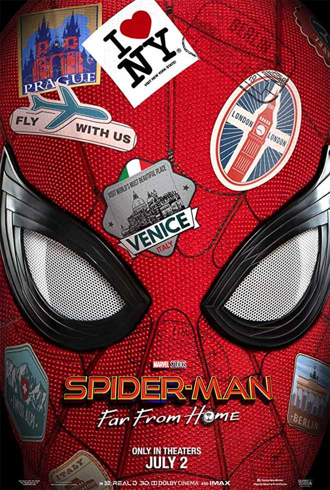 PICT MOVIE Spider Man Far from Home