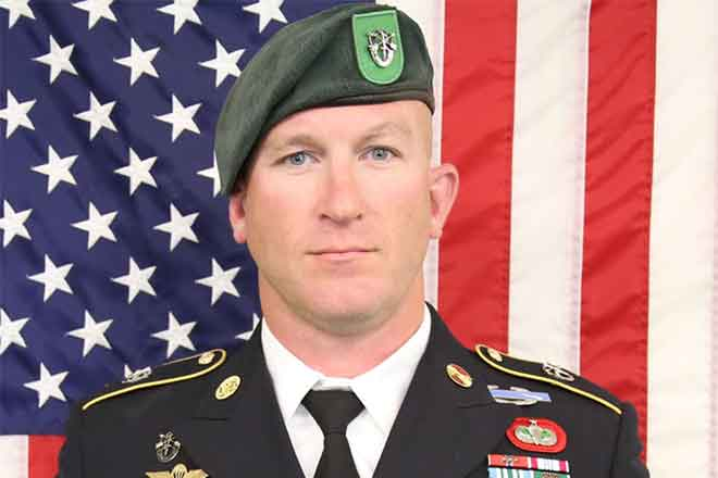 PICT Sergeant Major James Sartor - US Army Special Operations Command