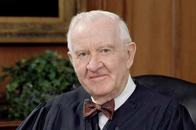 PICT Justice John Paul Stevens official photo - public domain