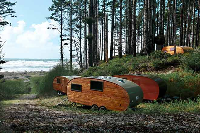 PICT Eco Camping - EarthTalk - Homegrown Trailers