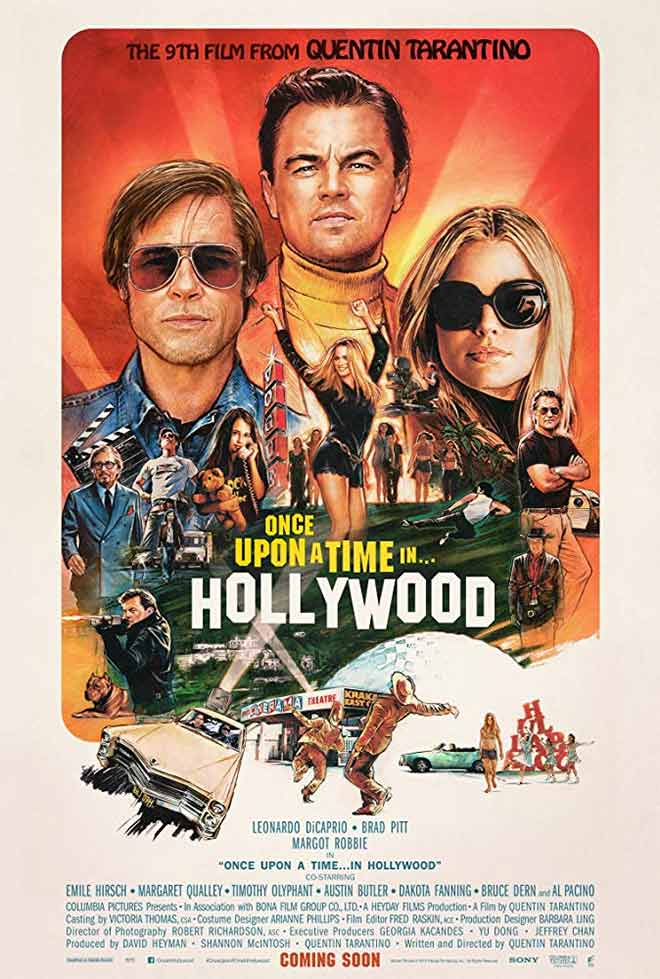 PICT MOVIE Once Upon a Time in Hollywood