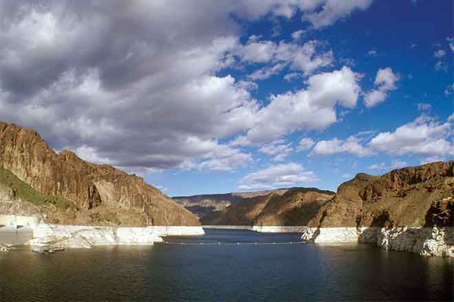 PICT Lake Mead water reservoir Colorado River - Bureau of Reclamation