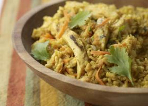 PICT RECIPE Chicken Curry Casserole - USDA