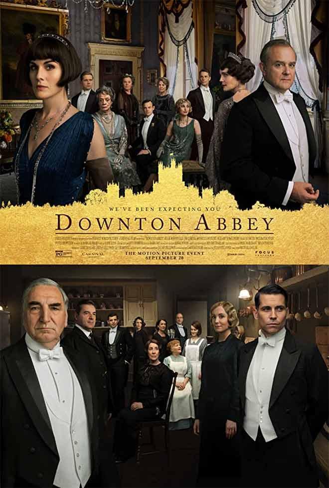 PICT MOVIE Downton Abbey