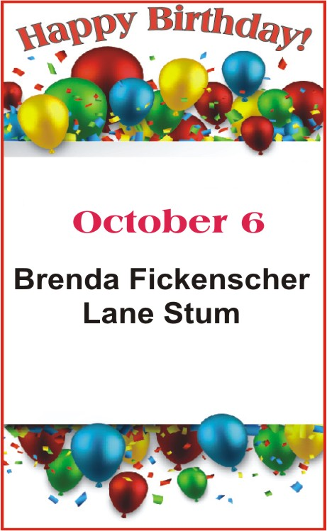 Happy Birthday to Fickenscher Stum