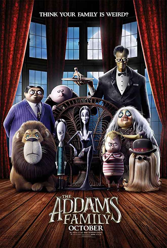 PICT MOVIE Addams Family