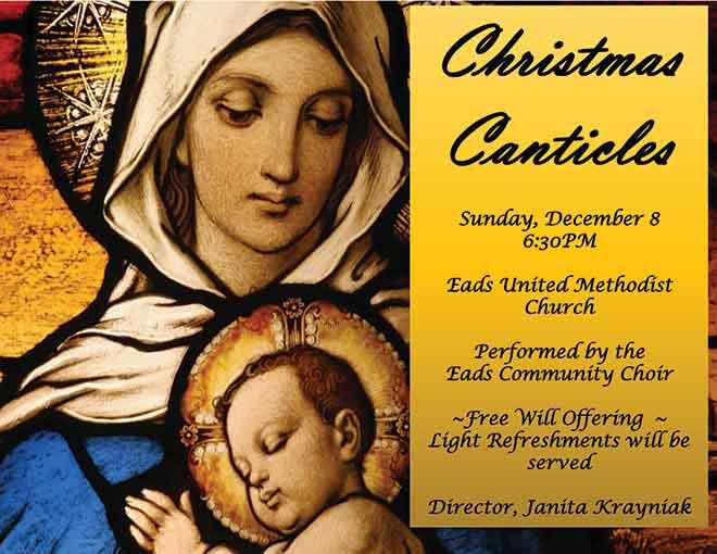AD 2019-11 Kiowa County Christmas Cantata